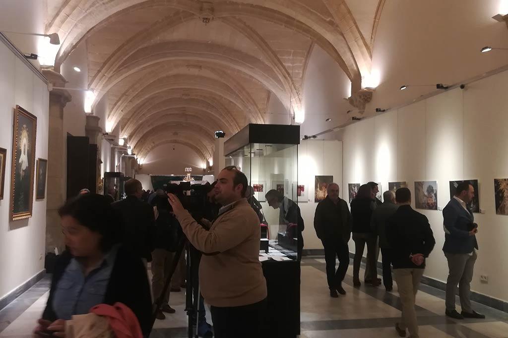 Exposición 'Hermandad del Prendimiento de Jerez, 1660-1893-2018'