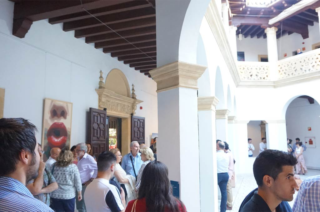 Exposición de obras Finalistas del I Certamen de Creación Artistas Emergentes