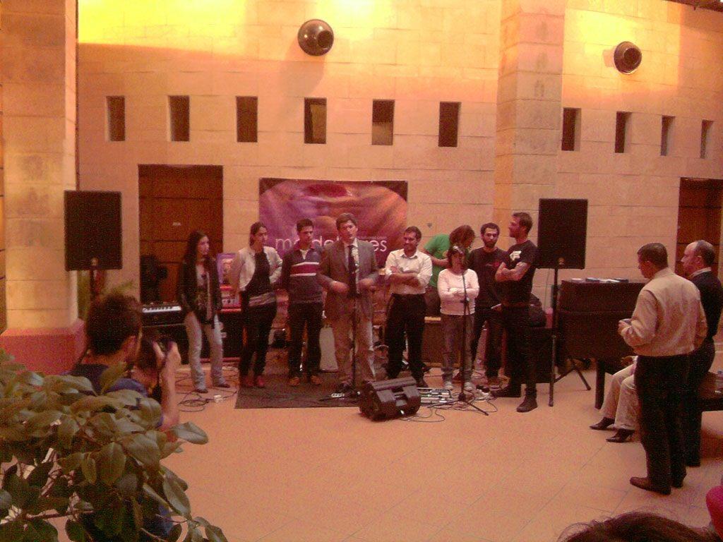 Pre-Bienal Jerez: Exposición Jóvenes Artistas Jerezanos en la Bienal