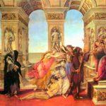 La Calumnia, Botticelli