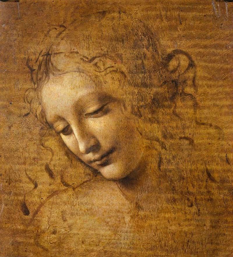 La Despeinada, Da Vinci