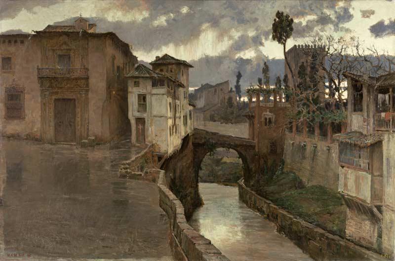 Recuerdos de Granada, Muñoz Degrain
