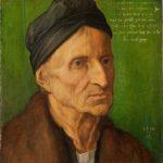 Retrato de Micheael Wolgemut, Durero