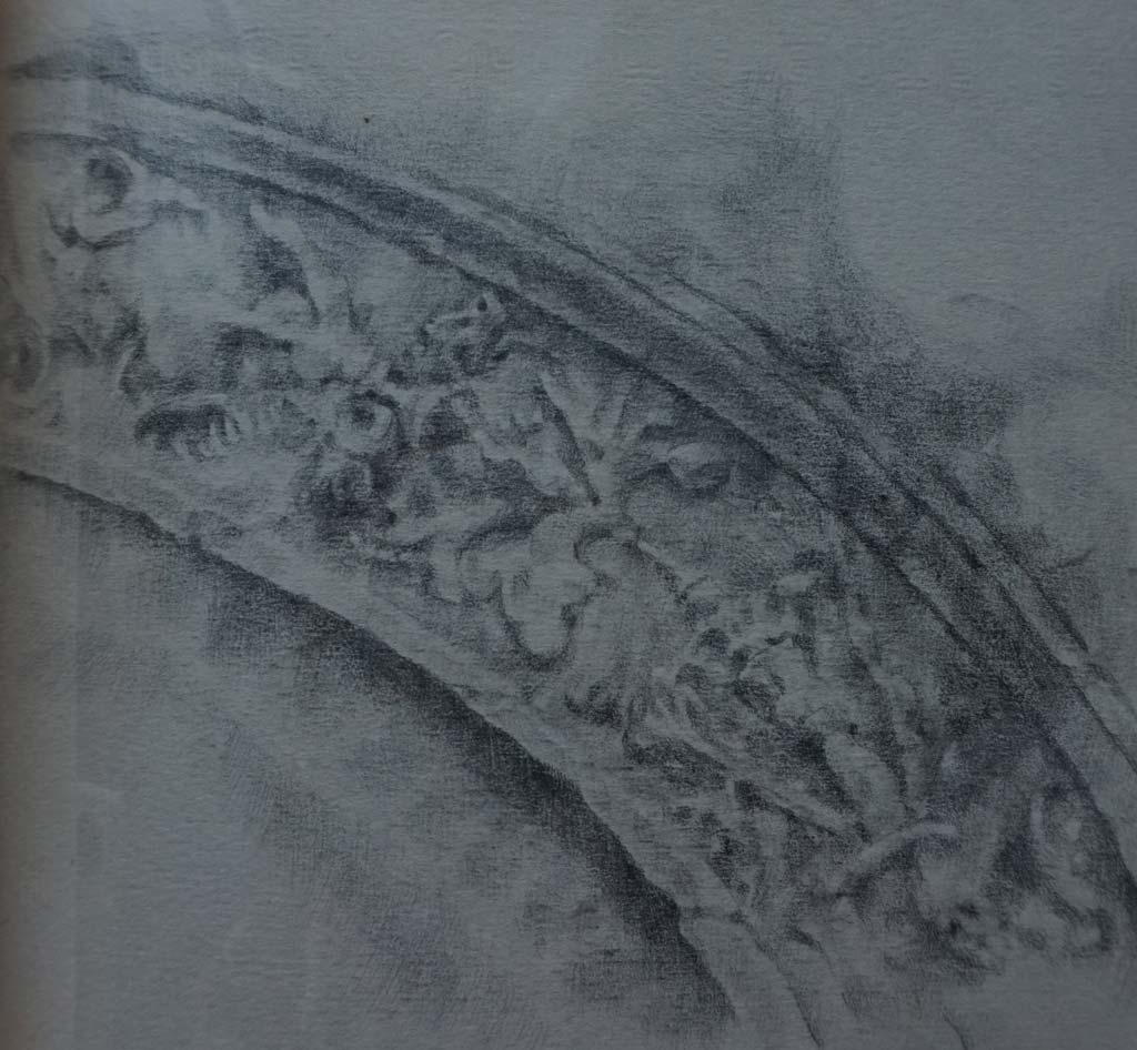 Arco de medio punto. Estudio ornamental de la Casa-Palacio Ponce de León de Jerez