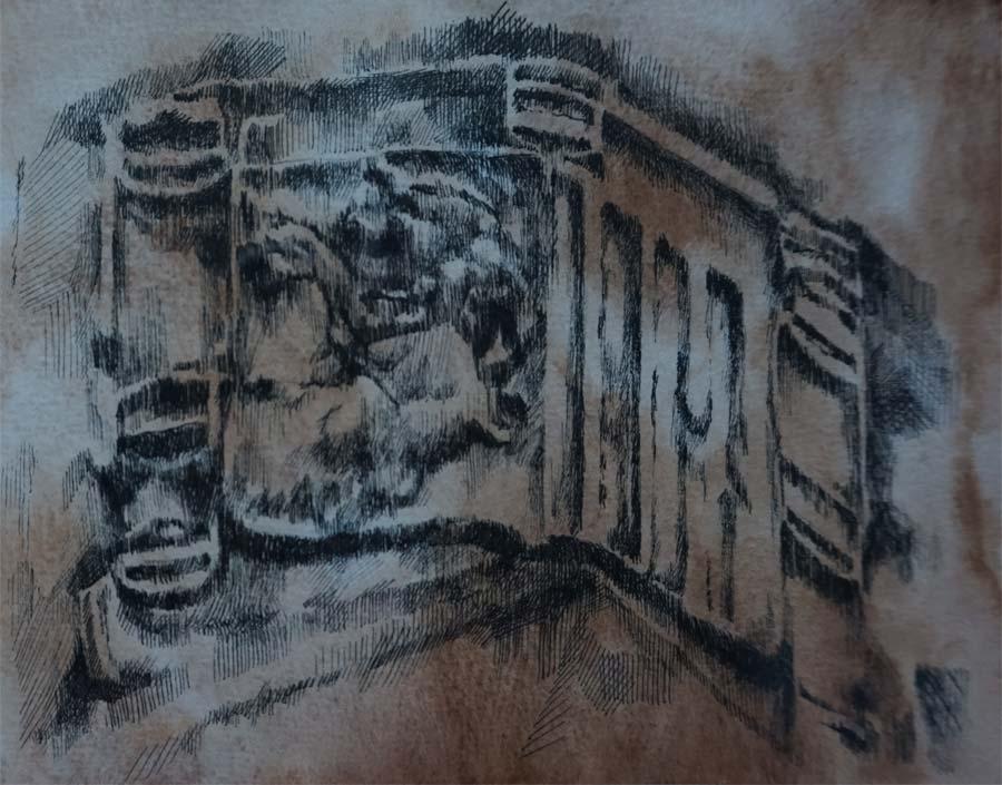 Blasón Ponce de León. Estudio ornamental de la Casa-Palacio Ponce de León de Jerez