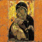 Icono de la Madre de Dios de Vladimir
