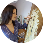 Inma Peña Artista Plástica