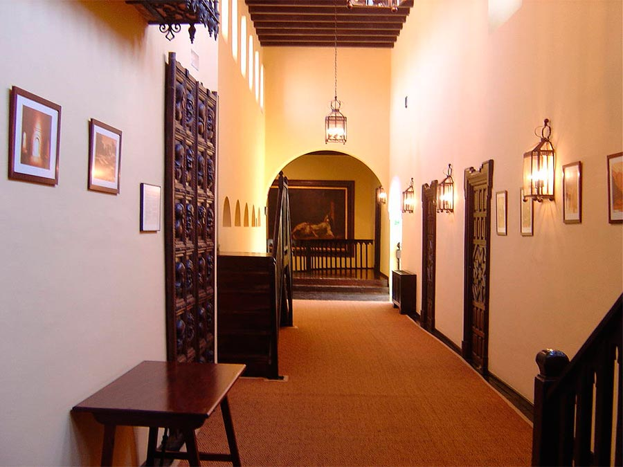 El martirio de las Santas Justa y Rufina en el Palacio de Villavicencio de Jerez