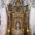Retablo Mayor de la Iglesia de San Lucas en Jerez.