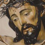 Diseño Ornamental Papeleta de Sitio. Inmaculada Peña Ruiz. 2021, Pastel sobre papel, 42 x 29,7 cm. Sevilla, España. Hermandad Sacramental de las Siete Palabras.
