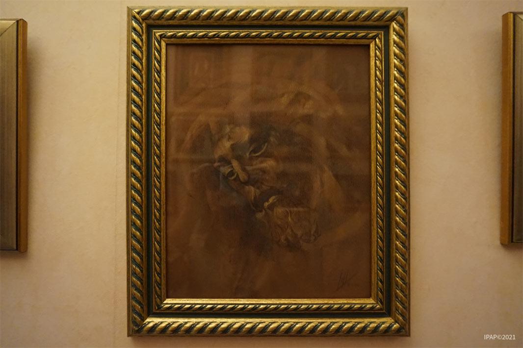 Retrato de Nuestro Padre Jesús del Gran Poder de Sevilla