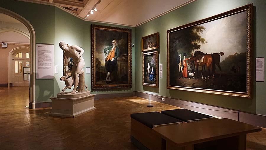 Reflexión sobre la idea del coleccionismo de arte